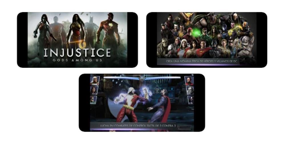 Injustice- Gods Amongs Us