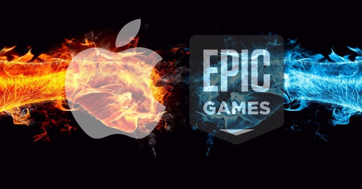 Apple vs Epic Games - Fortnit