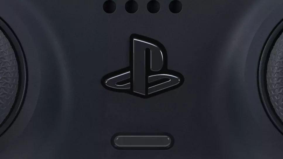Logo PS controller PS5