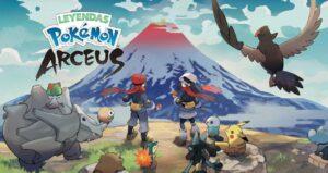 All about Legends Pokémon Arceus: trailer, starter Pokémon, price