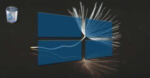 Tricks to create a minimalist desktop in Windows 10