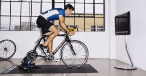 Best apps to use the bicycle at home with the…