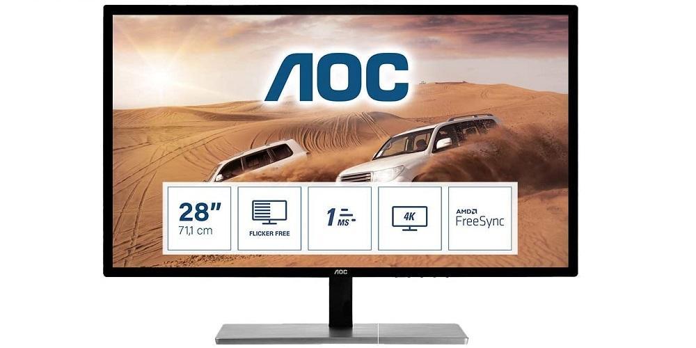 AOC Monitor U2879VF