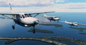 Reduce space in Microsoft Flight Simulator with patch 1.16.2.0