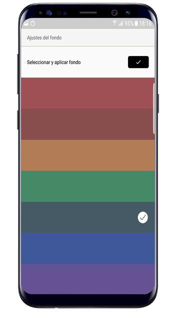 Background colors in Memory Helper