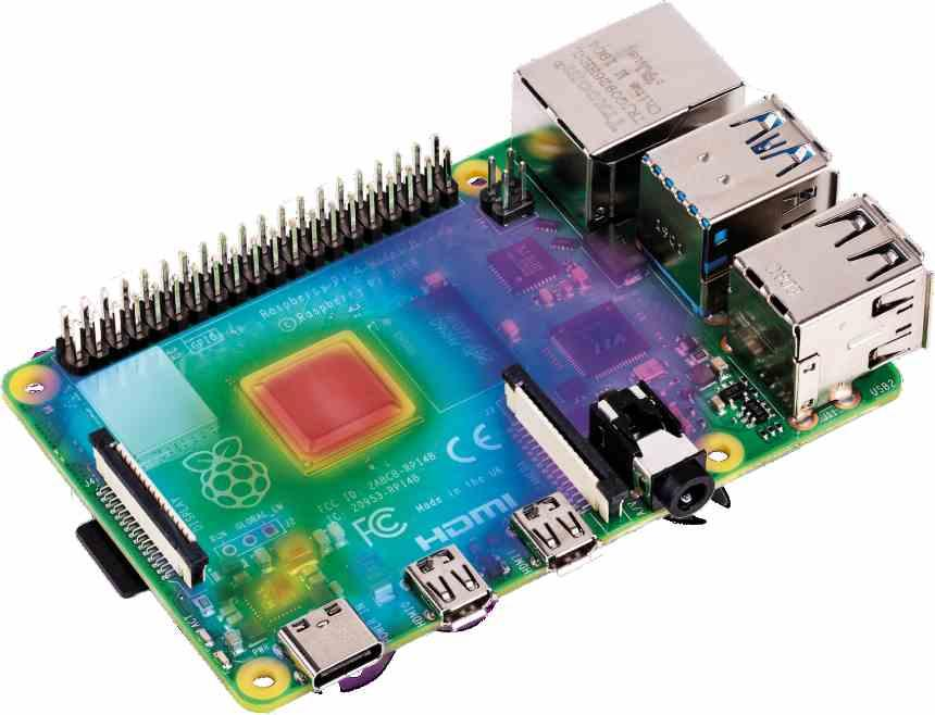 SoC architecture thermal drowning