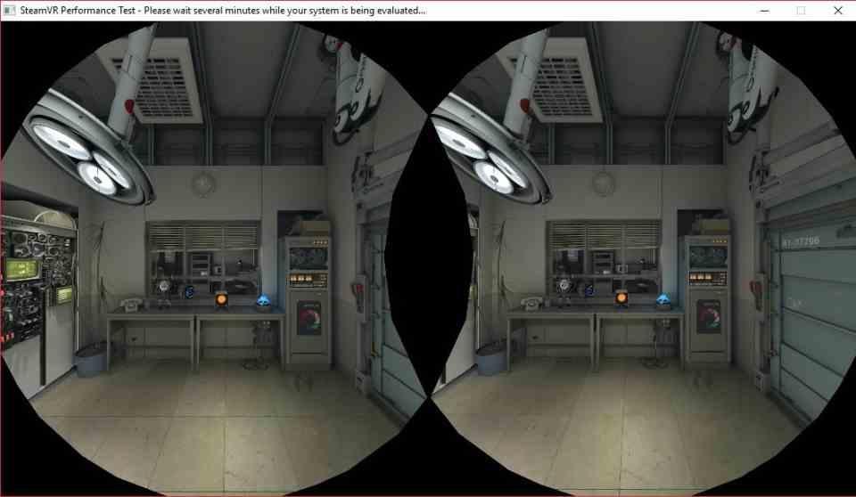 Prepare PC Virtual Reality