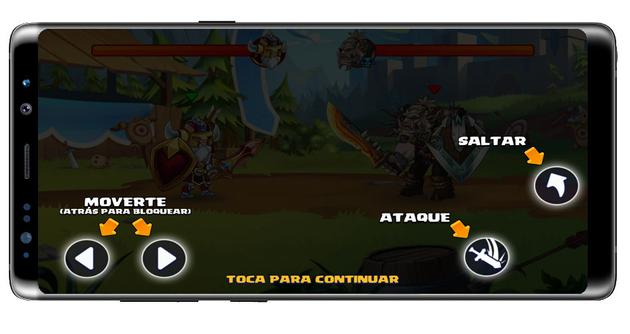 Tiny Gladiators 2 User Interface