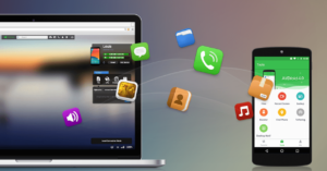 AirDroid, how to quickly connect smartphone and PC