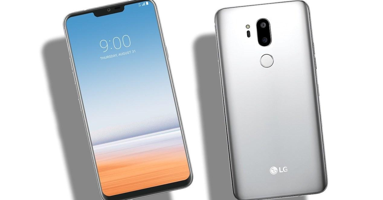 LG G8 ThinQ with 4K display