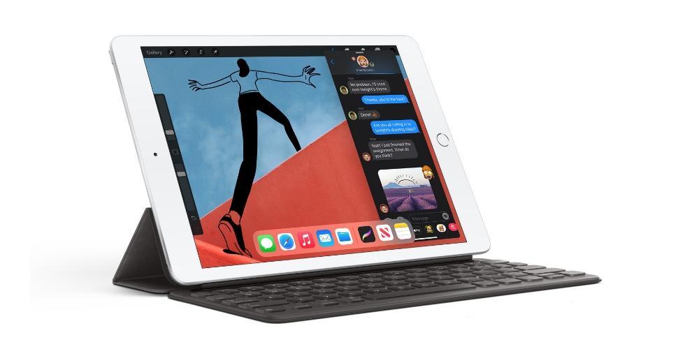 ipad 2020 with keyboard