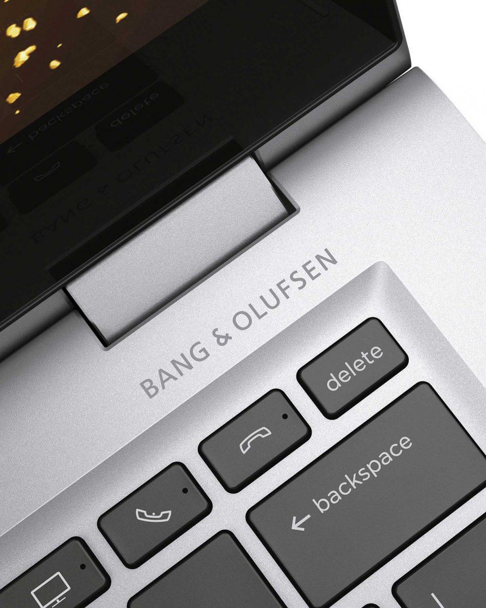Bang and Olufsen laptop