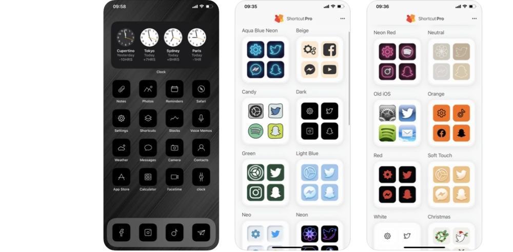 Shortcut Pro - Icons Changer