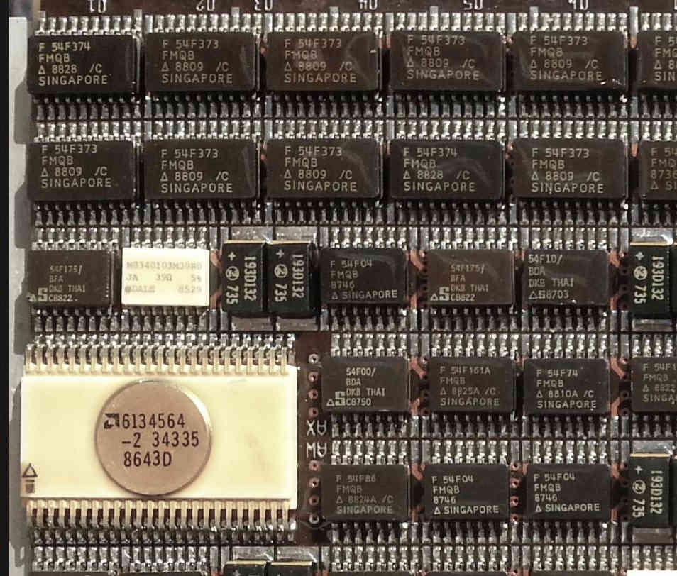 TTL chips