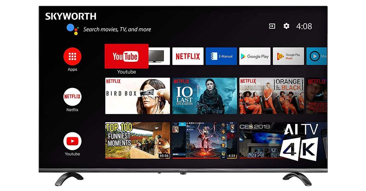 skyworth smart tv
