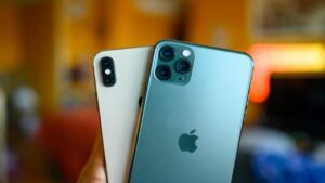 Does the iPhone 11 Pro screen perform better than the…