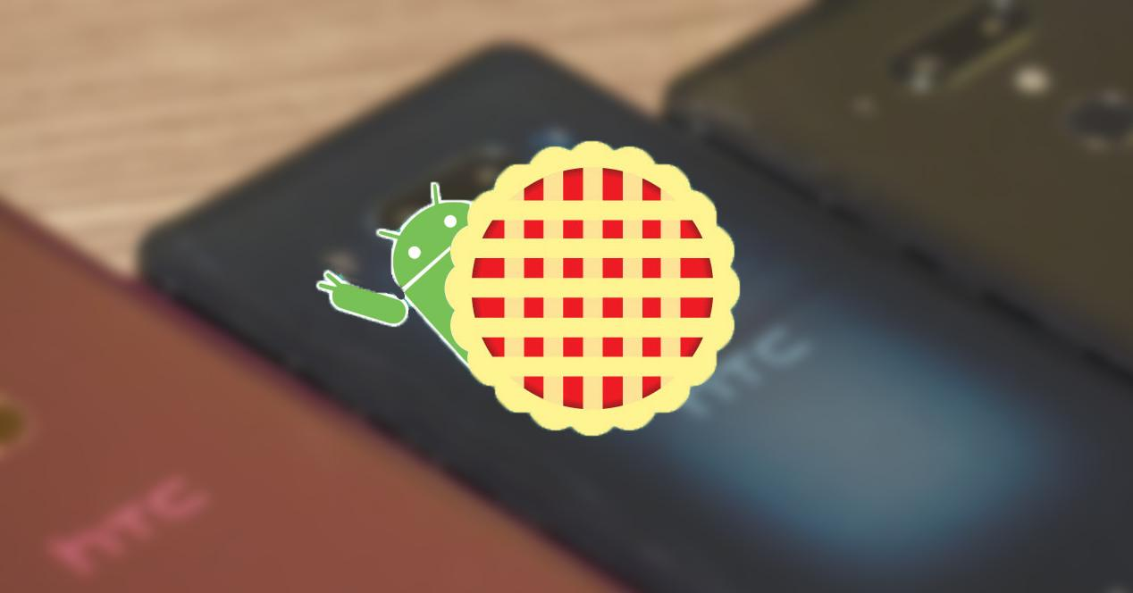 HTC Android 9 Pie