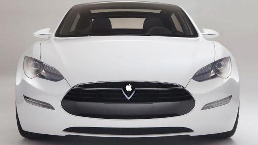 autonomous car apple