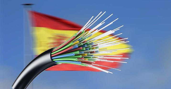 Spain fiber speed