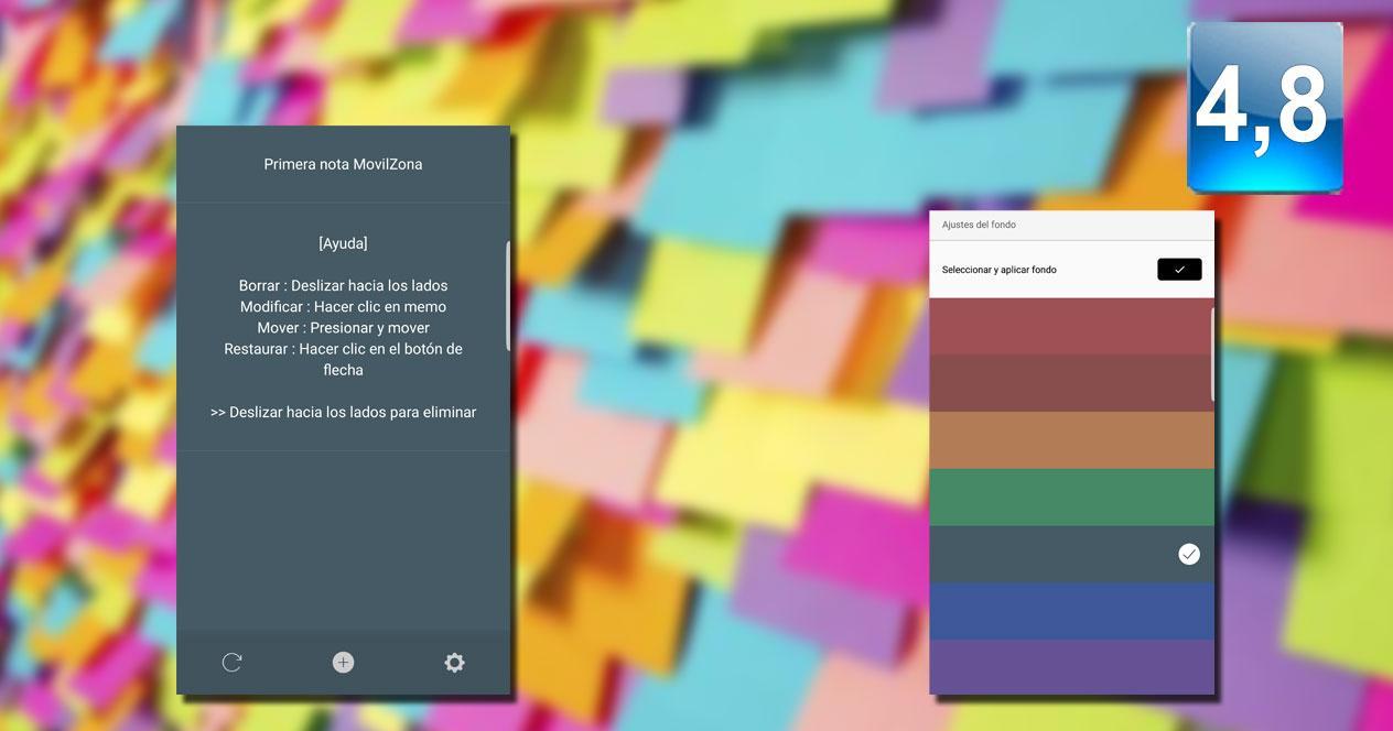 Android Memory Helper app