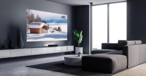 New Xiaomi Fengmi C2 projector of short throw type and…