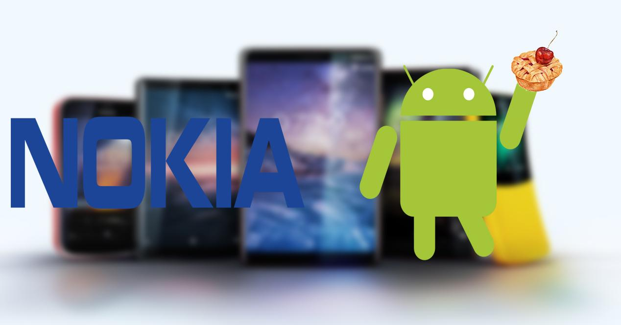 Nokia Android Pie