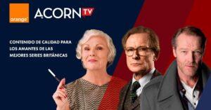 Orange TV now includes Acorn TV, streaming British series