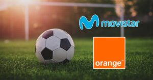 Orange and Movistar negotiate to renew the football agreement in…