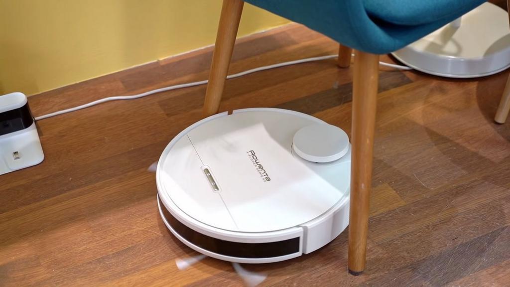 Using the Rowenta X-Plorer Series 95 Vacuum Cleaner