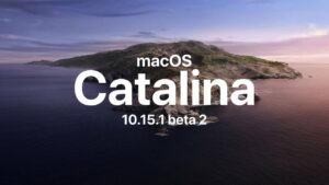 The second beta of macOS Catalina 10.15.1 is here, with…