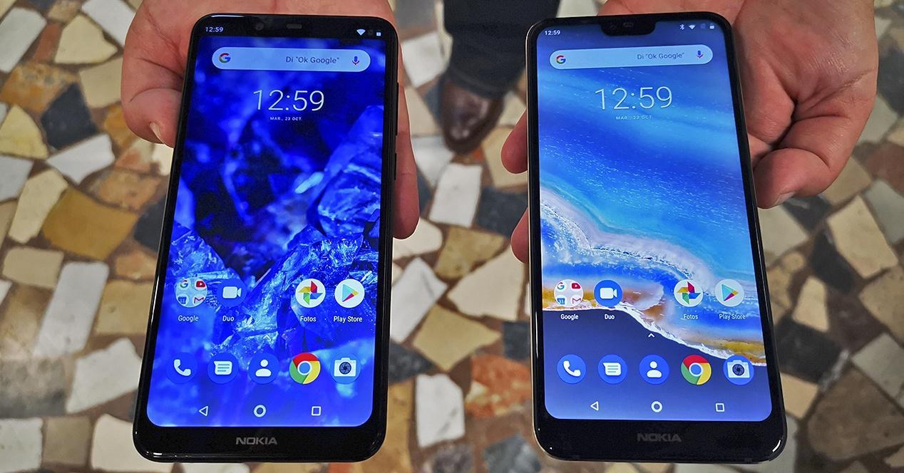 Nokia on Android 9 Pie