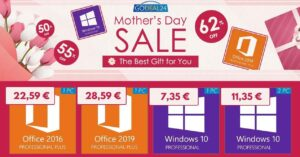 Windows 10 and Office on GoDeal24