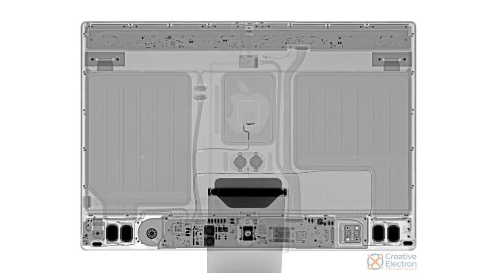 iMac X-ray