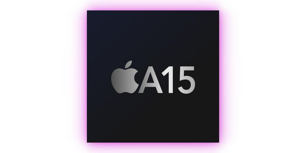 chip a15 apple
