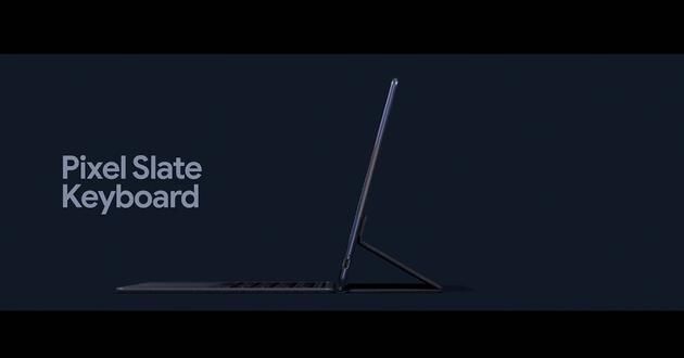 official features of the Google Pixel Slate