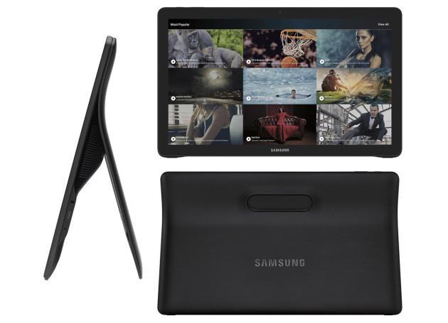 Samsung Galaxy View tablet design