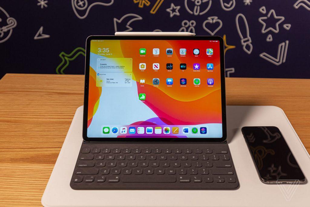 iPadOS iPad