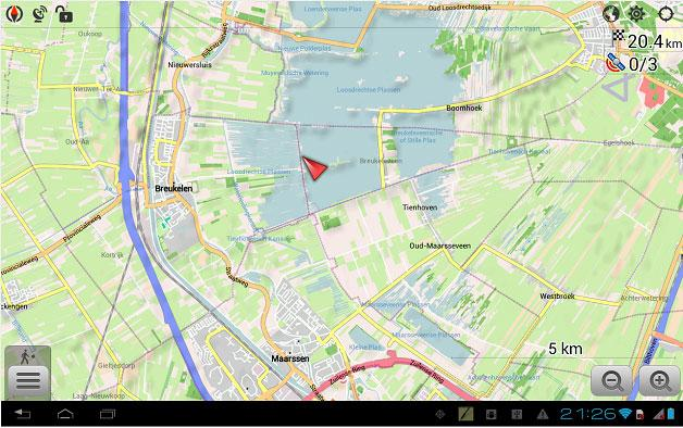 GPS-Osm