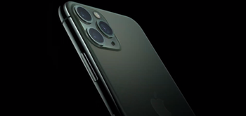 BOOM!  So are the new iPhone 11 Pro presented by Apple
