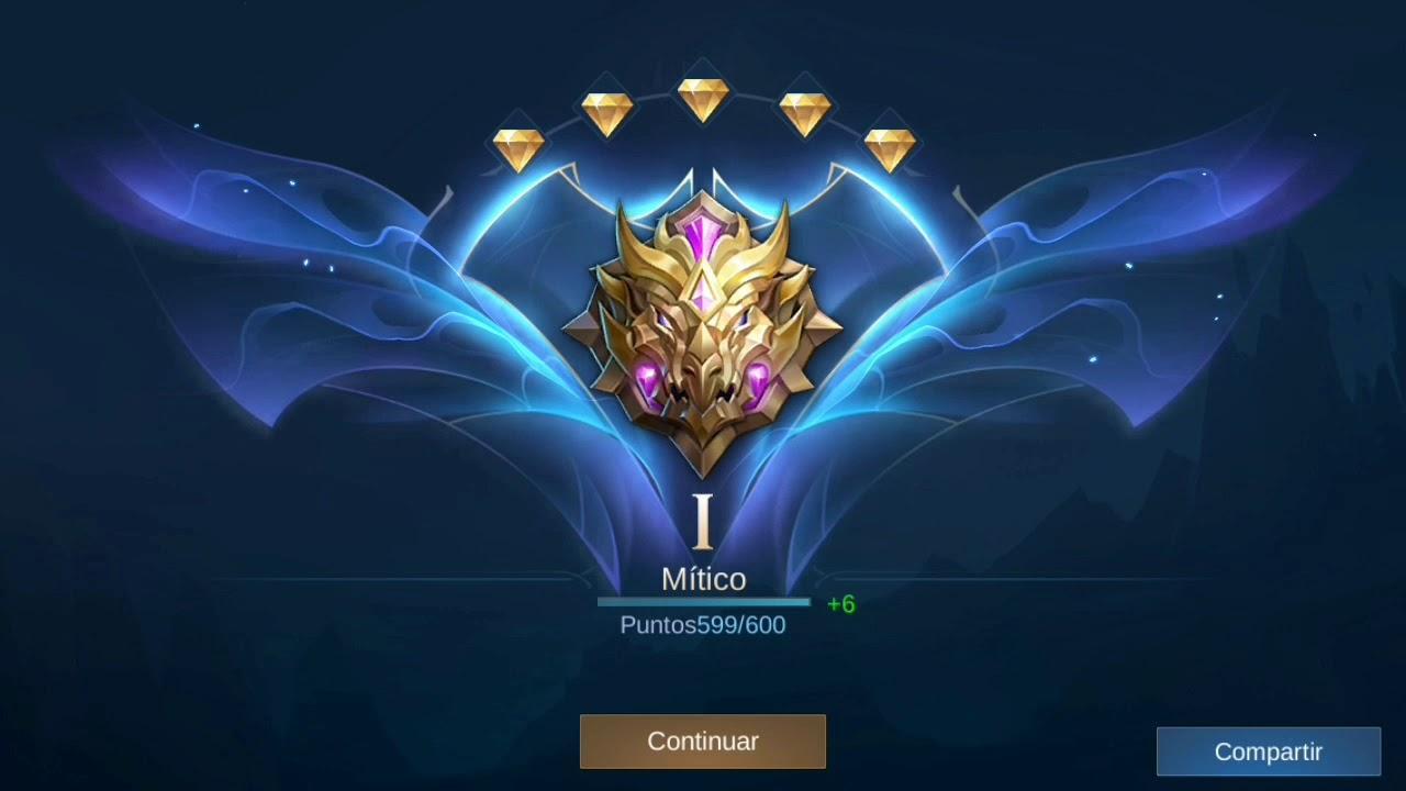 mythical rank