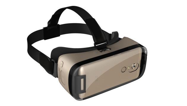 Virtual reality on the ZTE Axon 7