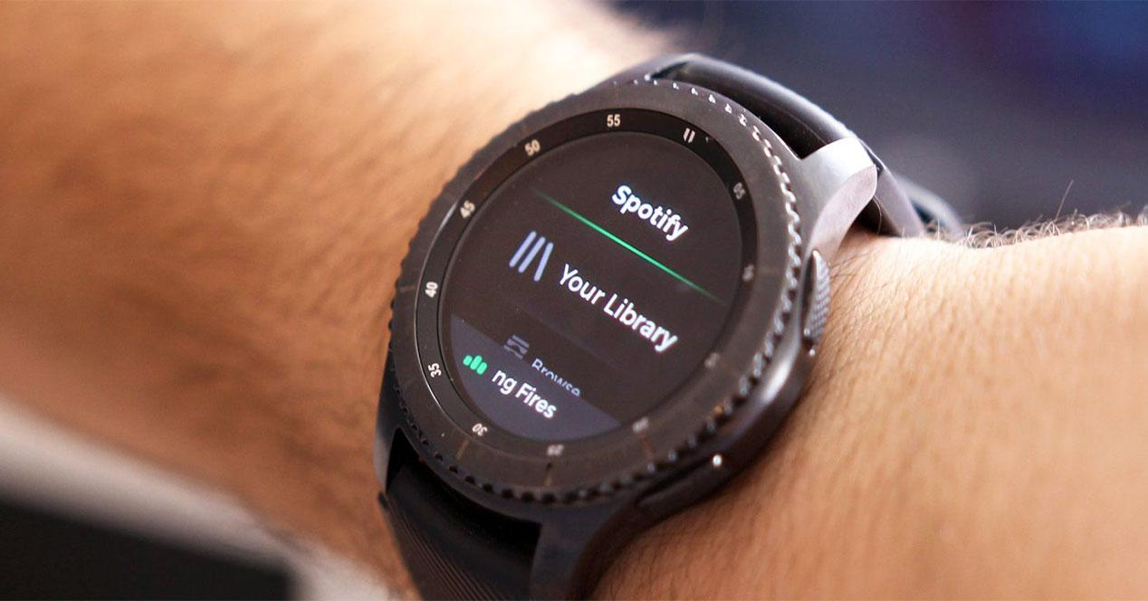 spotify for wear os available