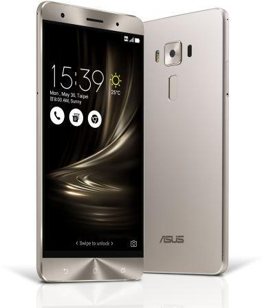 New ASUS Zenfone 3 Deluxe