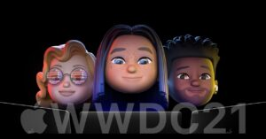 So you can see the Apple WWDC 2021 live on…