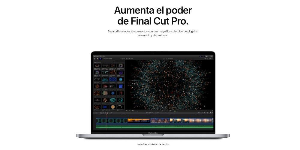 Apple Plugins for Final Cut