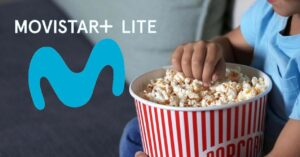 Movistar + Lite, offer until August 31, 2021 for 8…