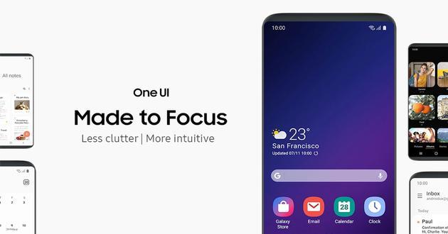 Samsung phones in 2019