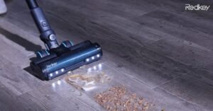 All the features and price of the Redkey F10 vacuum…