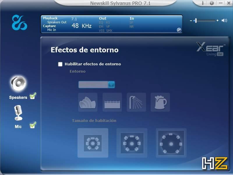 Newskill Sylvanus PRO - software 5
