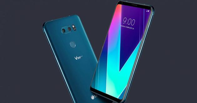 LG V30S ThinQ features